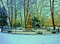 Hofgarten - Winter time, Düsseldorf, Germany
