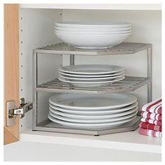 ME ENCANTO!!!!!        Repisa esquinero interior para mueble de cocina