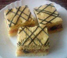 Recept Křehký jablkový koláč - Naše Dobroty na každý den Sweet Recipes, Muffin, Food And Drink, Breakfast, Morning Coffee, Muffins, Morning Breakfast