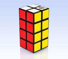 2x2x4 Tower (Rubik's Tower) by Rubik's