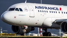 High quality photo of Air France Airbus A318 by DennyRingenier. Visit Airplane-Pictures.net for creative aviation photography.