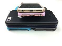GLAZ Case, die stilvolle und farbenprächtige Schutzhülle für dein iPhone 6, iPhone 6s, iPhone 6 Plus und iPhone 6s Plus.