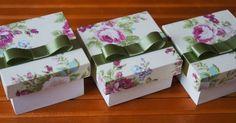 Casarei em Brasília: DIY - Caixas em MDF forradas com tecido