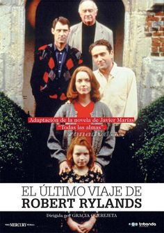 Watch Robert Rylands' Last Journey (1996) Full Movie Online Free