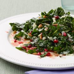 Kale for breakfast, lunch + dinner! YUM, YUM let's have kale for every meal! #tastytuesday