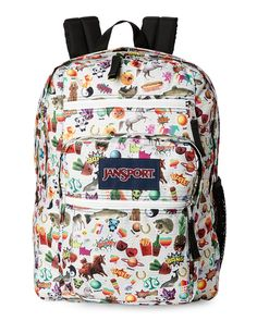 Big student backpack in 2019 *luggage & bags Cute Jansport Backpacks, Cute Backpacks, School Backpacks, Leather Backpacks, Leather Bags, School Outfits Tumblr, School Outfits Highschool, Summer School Outfits, Mochila Jansport