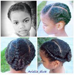 Incredible Flat Twist Hairstyle For Kids Blackhairinformation Short Hairstyles For Black Women Fulllsitofus