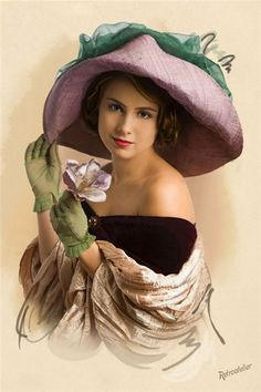 Art by Mark Partanleu Images Vintage, Vintage Pictures, Victorian Women, Victorian Art, Beauty In Art, Beauty Women, Vintage Prints, Vintage Art, Romance Art