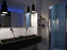 M+ Works - Progetti e Realizzazioni by Mosaico+ #mosaicopiu #mosaic #glassmosaic #glass #mosaico #vetro #cromie #vetrina #glossy #bathroom #shower #bagno #doccia #decoration #interior #interiordesign #design #madeinitaly #Sifnos #Σίφνος #Greece #Ελλάδα
