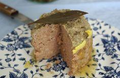 Pâté de foie de volaille de mon papa - Recette de Cuisine ~ Mademoiselle Cuisine : recettes...