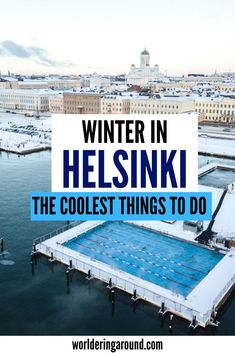 , What To Do In Helsinki In Winter - Traditional & Unique (+ Best Sauna!) , How to best spend the weekend in Helsinki in winter? What to do in Helsinki in winter? Have a perfect weekend in the Finnish capital, exploring the mu. Top Travel Destinations, Europe Travel Tips, Places To Travel, Italy Travel, Family Destinations, Shopping Travel, Croatia Travel, Nightlife Travel, Travel Guide