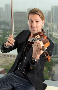 David Garrett - German/American violinist - the best of the best!