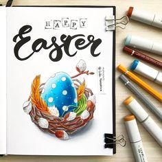 Happy #Easter! С Пасхой всех, кто празднует! :)