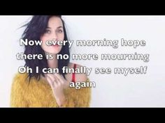 Katy Perry - By The Grace Of God  - (Lyrics) Katy Perry Lyrics, Real Talk, Songs, God, Music, Youtube, Dios, Musica, Musik