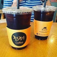 Korea is coffee heaven #seoul #coffee #blackcoffee #pourover #thirdwave  #コーヒー #アイスコーヒー #커피 #아이스커피 #咖啡 http://ift.tt/20b7rle