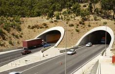 The twin tunnels of the Adelaide-Crafers Highway are a fantastic civil ...