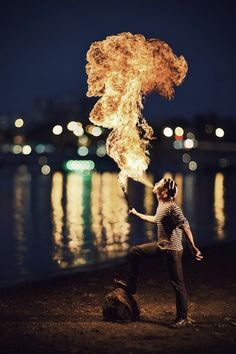 Fy-err. #fire #night #photography