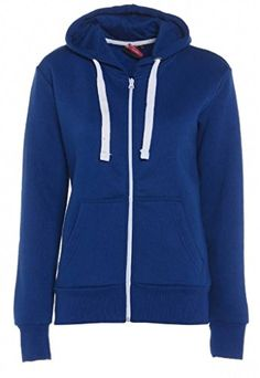 Top 10 Latest Casual Fashion Trends This Summer Casual Summer Look – Summer Must Haves Collection. The Best of casual outfits in Hooded Sweater, Sweater Coats, Sweaters, Casual Fashion Trends, Bleu Royal, Casual Outfits, Fashion Outfits, Hoodie Jacket, Dame