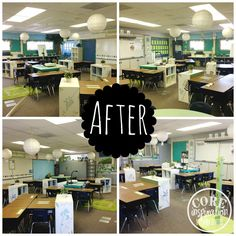 Check out the tools that make this classroom the third grade hub of organization, collaboration and individuality. Core Inspiration's Classroom Tour 2013-2014