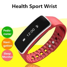 >> Click to Buy << 2016 hottest android ios supported CE and RoHs passed bracelet sport bluetooth wrist smart band #Affiliate
