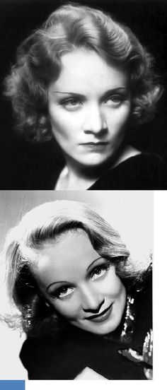 Novice Female 297 Nai'   xyy  Marlene Dietrich | Actress (The Blue Angels, Shanghai Express).