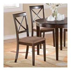 e86423af0f162d77b8badf603c621a24 - Better Homes And Gardens Bankston Dining Chair White 2 Pack