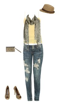 WetSeal.com Runway Outfit:  sweet sugar by Diva19. Outfit Price $112.00