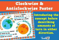 Clockwise - Anticlockwise Poster