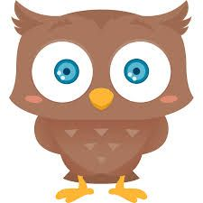 free printable owl clip art blue owl on branch clip art vector rh pinterest com free clipart of owls free clipart of baby owls