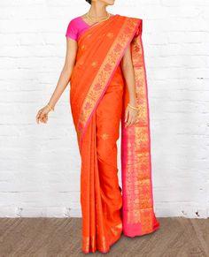 Parampara Pattu - PA104 - Pure Silk Sarees
