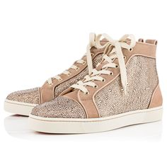 Louis Veau Velours Strass by Christian Louboutin released Autumn 2014