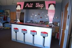 Premier's Exclusive & Functional Malt Shop Bar