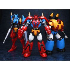 Getter Robot G - EX Gokin Getter Dragon - Limited Edition - import from Japan