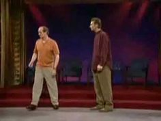 Whose Line Is It Anyway? - Questions Only - WWII Submarine - YouTube