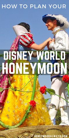 Disney World is an amazing honeymoon destination. Start your happily ever after at the resort.  There are several accommodations to choose from and loads of activities to enjoy.