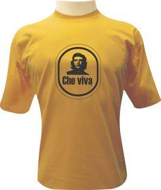 - Camisetas e baby looks em 100% algodão fio 30.1 penteado. - Estampas com acabamento emborrachado. www.circuscamisetas.com.br contato@circuscamisetas.com.br R$35,00