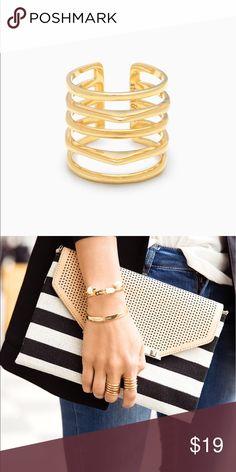 Stella & Dot Maylee Ring Stella & Dot Maylee Ring. New. Size m/l Stella & Dot Jewelry Rings