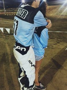 goals pictures 50 Cute And Sweet Teenager Couple Goal Pictures You Would Love To Have 50 cute and sweet teenager couple goals photos you& like to have - chic hostess Cute Country Couples, Cute Couples Photos, Cute Couple Pictures, Cute Couples Goals, Motocross Couple, Motocross Love, Dirt Bike Couple, Dirt Bike Girl, Motocross Bikes