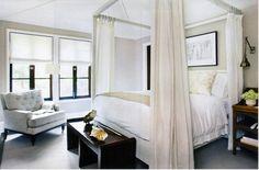 Contemporary Bedroom by Yvonne McFadden LLC