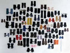 gloves and mittens wall