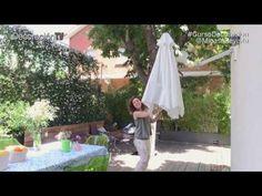 Equipar y decorar un patio. Curso de Decoración Micasa - YouTube