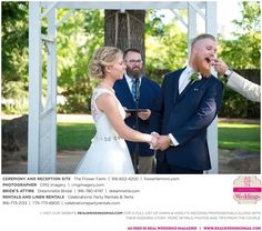 What was Dawn and Wes's favorite funny wedding moment? Find out, read their love story, see their gorgeous wedding photos and meet their wedding vendors on RealWeddingsMag.com! {Photography by CMG Imagery, bride's attire from Dreamnette Bridal, rentals from Celebrations! Party Rentals and Tents, ceremony and reception at The Flower Farm Inn.} #LoomisWedding #RealWedding #FeaturedRealWedding #RealWeddingsMag #RealWeddingsSac