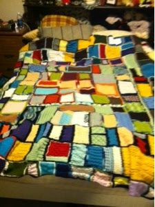 Treasures Made From Yarn: 2013 Blanket Project Picnic Blanket, Outdoor Blanket, Free Knitting, Crocheting, Knit Crochet, Crochet Patterns, Projects, Crafts, Home Decor