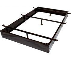 queen metal bed frame by ramayan supply queen metal bed base 7 1 - Metal King Bed Frame