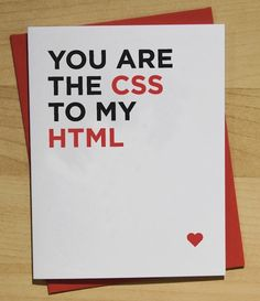 Valentine for programmers. What a horrible thing to say about someone, though...