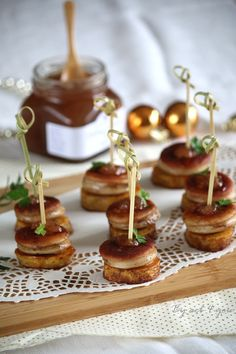 Party Food Platters, Xmas Food, Foie Gras, Appetizer Dips, Cooking Time, Buffet, Toast, Entrees, Food And Drink