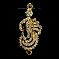 Gold Wedding Jewelry, Bridal Jewelry, Gold Jewelry, Diamond Jewelry, Gold Chain Design, Gold Ring Designs, Gold Earrings For Kids, Pendant Design, Temple Jewellery