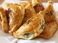 Pırasalı puf börek (fotorecept) - Recept Meat, Chicken, Indie, Food, Hampers, Meal, Eten, Meals, Buffalo Chicken