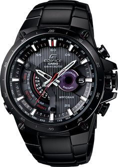Casio Edifice - EQWA1000DC-1A Mens, Analog, Wrist, Watch