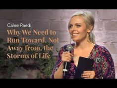 Do you ever get the feeling that, no matter how hard you try to outrun them, the trials in life overwhelm you? You're not alone. Everyone gets overwhelmed wi. Youre Not Alone, Life Video, Sunday School Lessons, Girls Camp, Relief Society, We Need, Video Clip, Storms, Believe